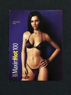 2001 Maxim Hot 100 Magazine