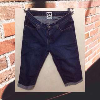 WRANCO JEANS Pedal Pants / Tokong