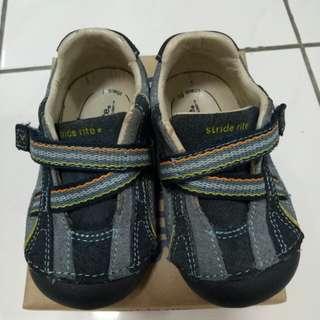Stride rite baby  boy prewalker shoes
