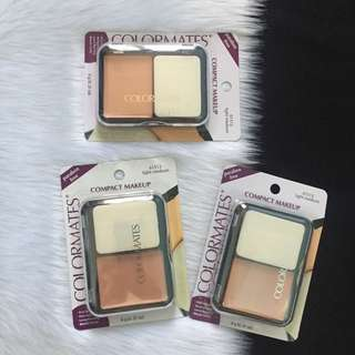 Colormates Compact Makeup