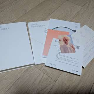 BTS Love Yourself Album O, V, E Ver.