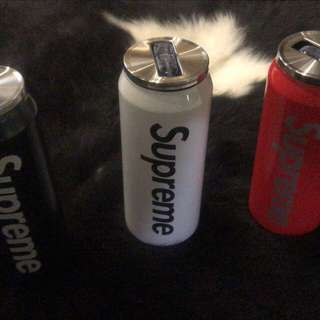 Supreme Can Shaped Water Bottle