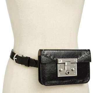 Authentic STEVE MADDEN Belt Bag Black