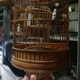 banzi finch cage