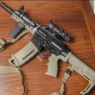 (Good Price!!!) M4 Punisher WBB Gun
