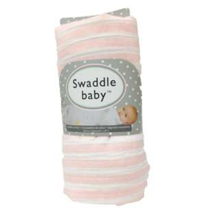 Swaddle Baby soft muslin( breathable) 100% cotton- extra large size, dual-layer
