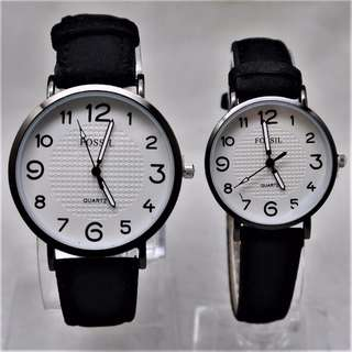 Jam Fossil Couple