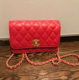 PRICE DROP Chanel cross body