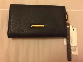 Cooper st black clutch/bag/purse