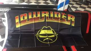 Lowrider flag 3x5 for sale fast deal ws 0172887978