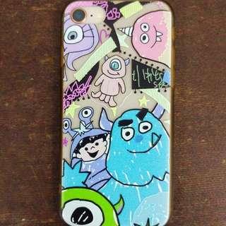 Iphone 7/8 怪獸公司 case 手機殼