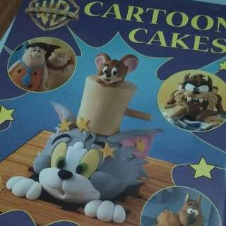 Debbie brown cartoon cakes