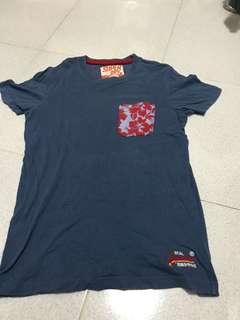 Superdry pocket tshirt