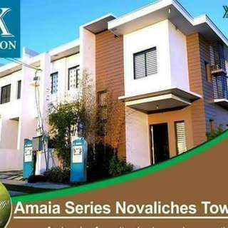Amaia Novaliches Townhouse in QC and Caloocan