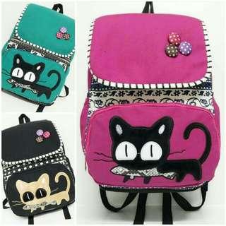 Cute Cat design bag