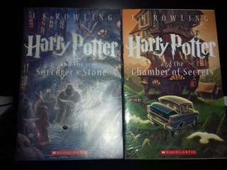 Harry Potter (Book 1 and 2)