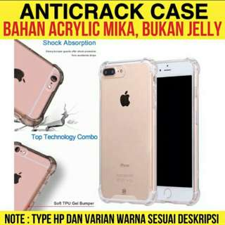 Anticrack Handphone (acrylic mika, bukan jelly)