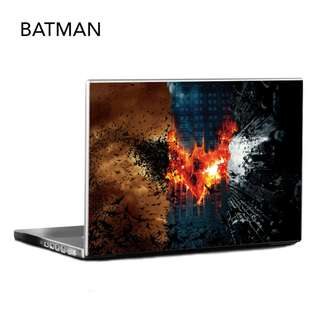 Customized Laptop Skins/Stickers - Batman Collection 2
