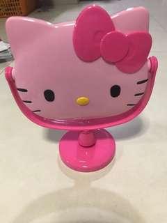 Hello kitty mirror