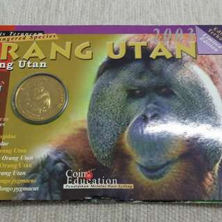 Orang Utan Endangered Species