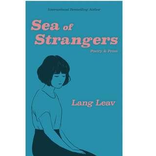 Sea of Strangers by Lang Leav (EBook Poetry Novel)