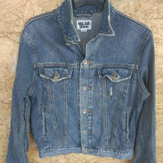 Trucker jeans NYLAUS JEANS
