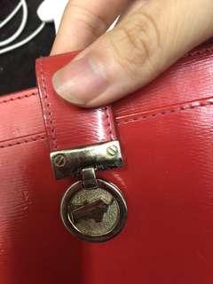 Braun buffet authentic wallet