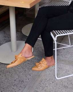 Mule Nude Shoes