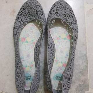 Authentic Jelly Bunny Flat Shoes