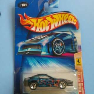 {Free NM} Hotwheels 🔥Limited Edition Ferrari