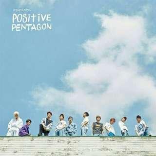 Pentagon-Positive
