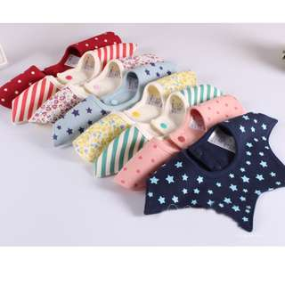 Korean Feeding Bibs Cloth bibs