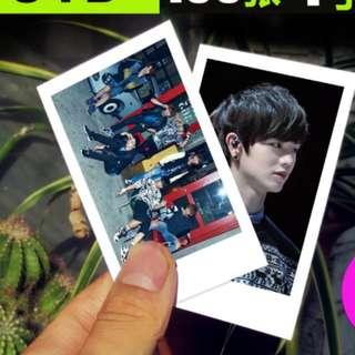 Btob 100 pcs lomo cards