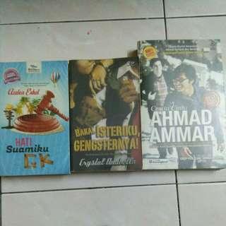 Malay Novels Set
