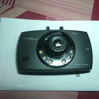 1080p Car DVR / Dash Cam with Motion Sensor