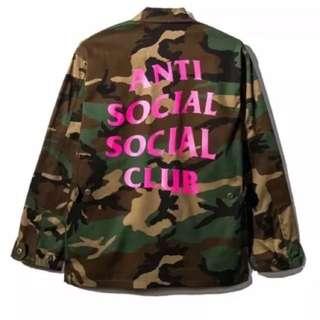 🚚 ASSC jacket