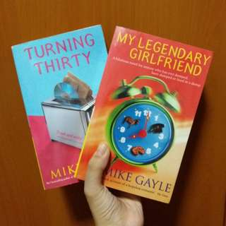 mike gayle books