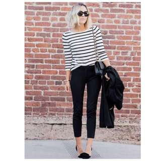 Stripe Top & Leggings TERNO