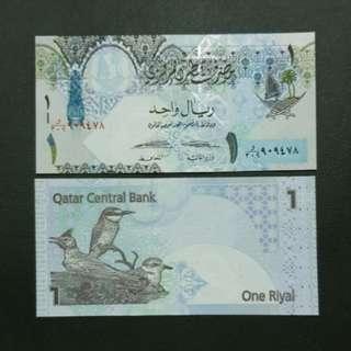 Qatar Central Bank 1 Riyal 🇶🇦 !!!