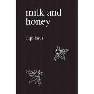 Milk and Honey by Rupi Kaur (EBook Poetry Novel)