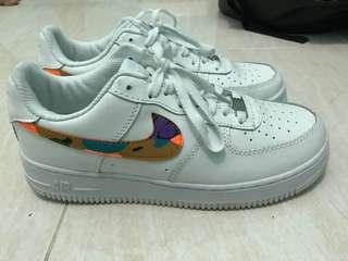 Nike air force 1 x Bape (limited edition)