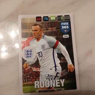 FIFA 365 WAYNE ROONEY!!