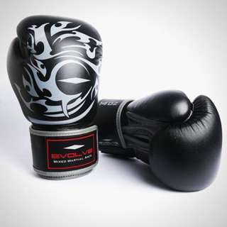 Evolve MMA Boxing Gloves 14oz