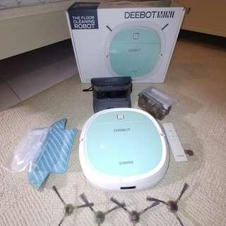 Ecovacs DEEBOT Mini robotic cleaner