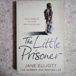 Novel Inggris - The Little Prisoner (Jane Elliott)