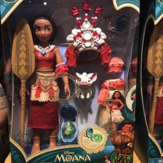 Disney Official UK Moana Singing Doll