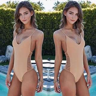 Swimwear One Piece Swimsuit (Padded)