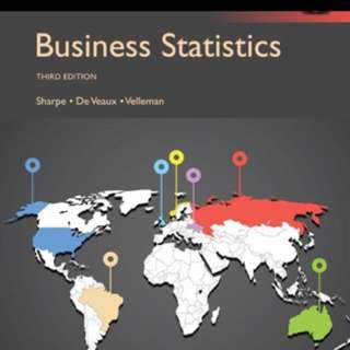 Business Statistics ECON 1203 Ebook