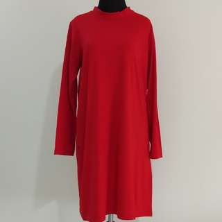 Preloved Dress Kaos BigSize