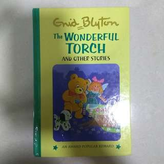 Enid Blyton The Wonderful Torch